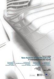 Accommodating New Aspects of Interdisciplinarity in ... - ENHSA