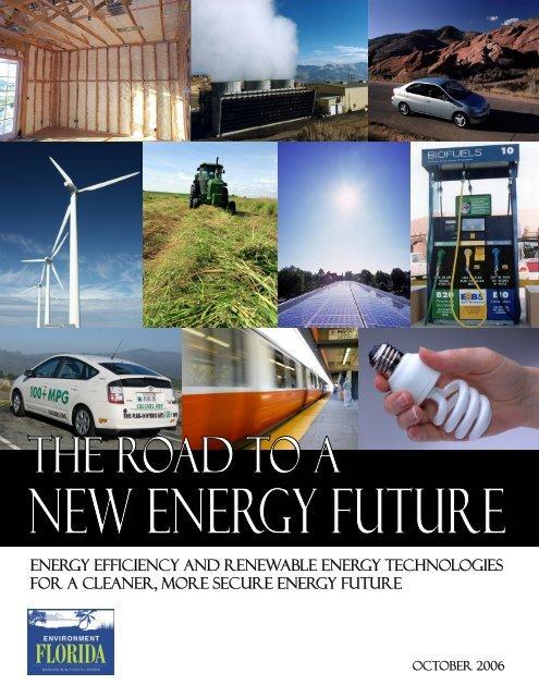 ENERGY EFFICIENCY AND RENEwABLE ENERGY ...