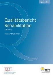 QB-Reha - IQMG Institut für Qualitätsmanagement im ...