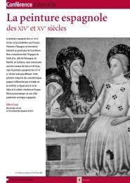 La peinture espagnole - Arts et Vie