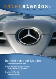 Daimler setzt auf Standox