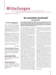 Dezember 2008 - Anthroposophische Gesellschaft in Deutschland