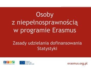 Prezentacja NA - Erasmus