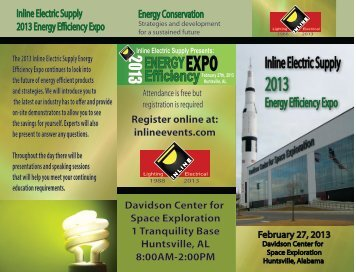 Inline Electric Supply Presents