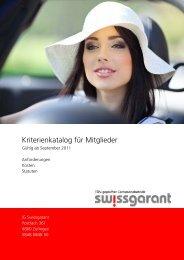 Download - Swissgarant