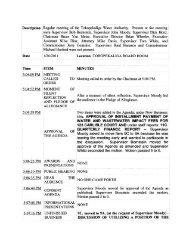 January 26, 2011 - Toho Water Authority