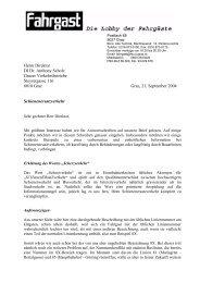 information - FAHRGAST Steiermark