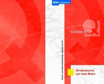 Spurensuche auf dem Mars (PDF) - Wdr.de