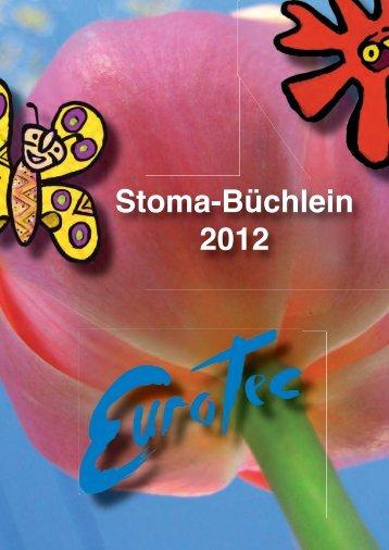 Laden Sie hier das komplette Stomabüchlein als PDF runter - EuroTec