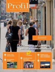 Commerces - Oullins centre-ville - blogSpirit