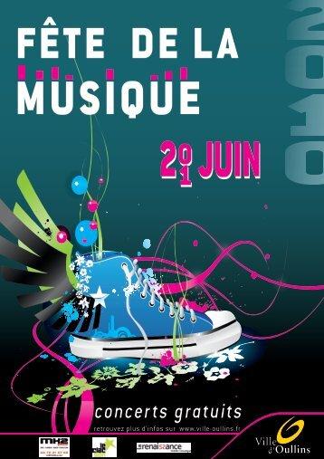 programme fete de la musique 2010.pdf - Oullins centre-ville