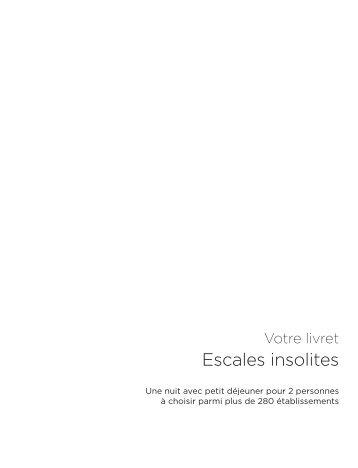 Escales insolites - E-Merchant