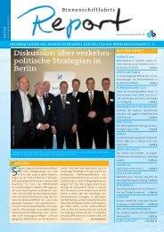 Diskussion über verkehrs - Bundesverband der Deutschen ...