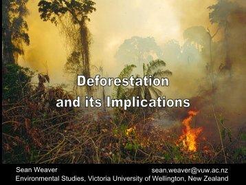 Today's Population - Victoria University of Wellington