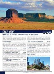 Easy West - Utat Viaggi