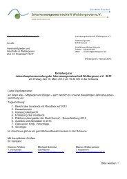Rundschreiben als PDF - Weldergoven