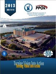 July 11-14 - Oklahoma Pharmacists Association