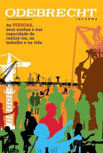 154 mai/jun 2011 - Odebrecht Informa
