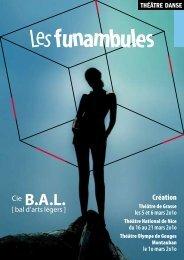 Présentation de la Compagnie BAL - Femmes3000 Côte d'Azur