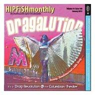 Drag Revolution @ Columbian Theater - HIPFiSHmonthly