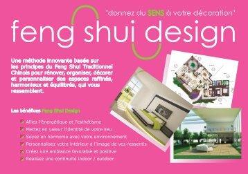Télécharger la plaquette de Feng Shui Design - Femmes3000 Côte ...