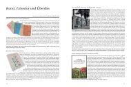 Kunst, Literatur und Überdies - dOCUMENTA (13)