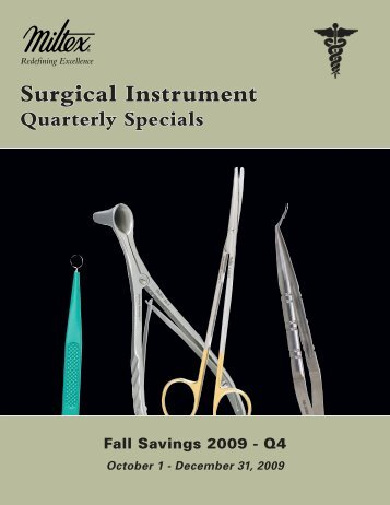 Surgical Instrument - Delasco
