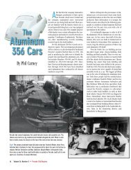 The Aluminum 356 Cars - Stasher.us