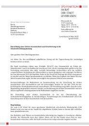 2013-03-08 Antrag Gesamtschule - SPD-Fraktion im Rat der Stadt ...