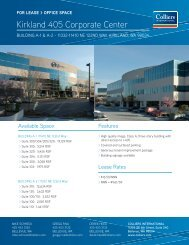 Kirkland 405 Corporate Center