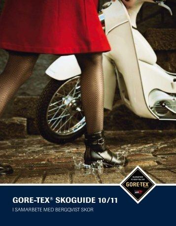 GORE-TEX® skOGUIDE 10/11 - Bergqvist skor