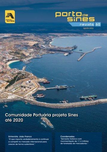 PARA LER AQUI - Associação dos Portos de Portugal