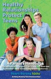 Healthy Relationships Protect Teens - Strong Idaho