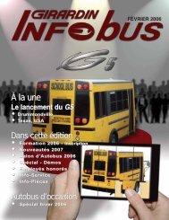 Formation 2006 - Autobus Girardin