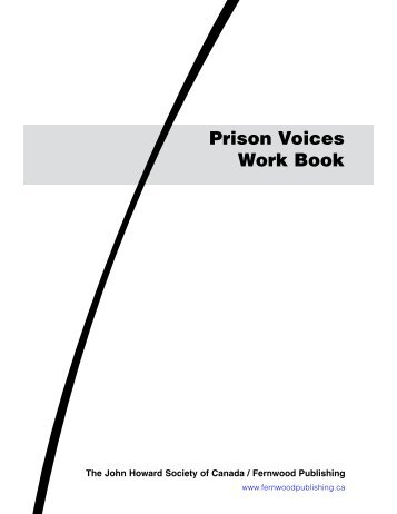 Prison Voices II - The John Howard Society of Canada