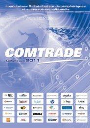 Catalogue 2011 (pdf) - Comtrade