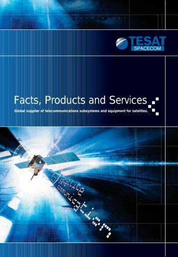Facts, Products and Services< - Electronic Note Space Systems L.LC.