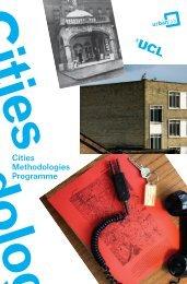 Cities-Methodologies-2014-programme