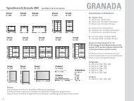 GRANADA Typenübersicht (PDF 586,1 KB) - Leinkenjost