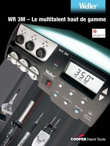 Station WR3M - Appareils de mesure