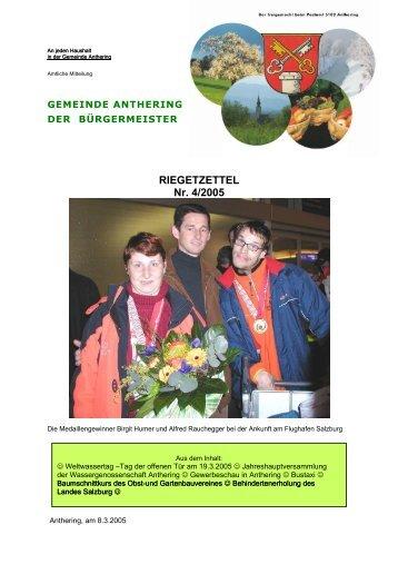 4/2005 (0 bytes) - Anthering