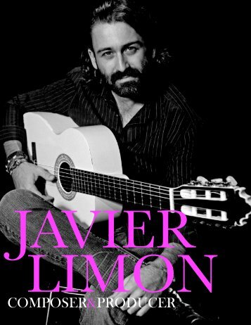 Javier Limón - International Music Network