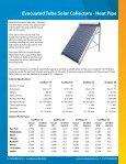 Solar Collector - SunMaxx Solar - Page 4