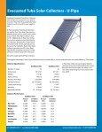 Solar Collector - SunMaxx Solar - Page 5