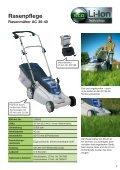 Die neuen umweltfreundlichen Gartengeräte - Obi - Seite 7