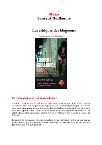 Les critiques des blogueurs - Le Livre de Poche