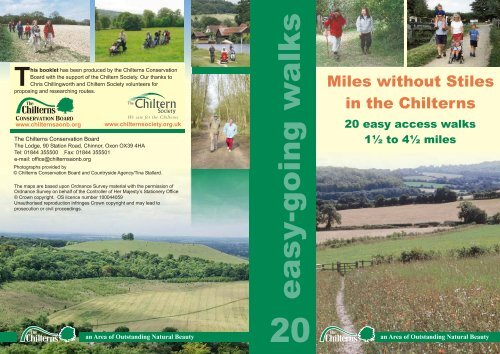 Miles without Stiles - The Chilterns