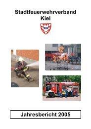 Jahresbericht: Endfassung - Freiwillige Feuerwehr Kiel - Russee