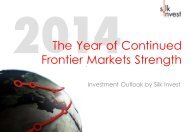 Silk-Invest-Investment-Themes-2014-The-Year-of-Continued-Frontier-Markets-Strength
