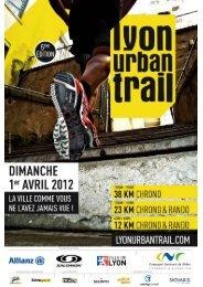 Lyon Urban Trail - Saintélyon